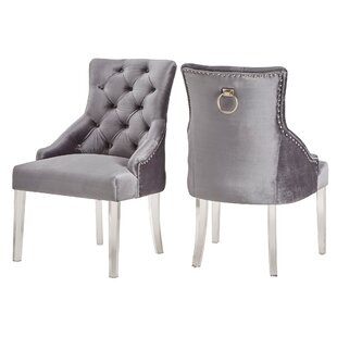 Seville Upholstered Dining Chair (Set of 2)