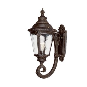 Appel 1-Light Outdoor Sconce