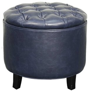 Evgenia Storage Ottoman by Dar..