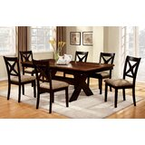 Leidesdorff Solid Wood Dining Set by Gracie Oaks