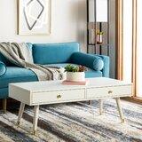 Levinson Coffee Table by Mercury Row®