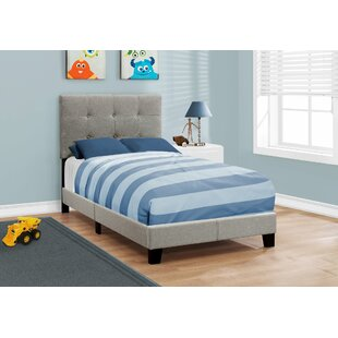 Rollins Upholstered Panel Bed