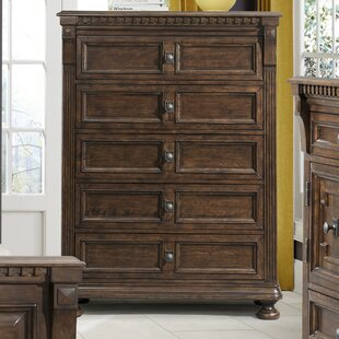 Annie 5 Drawer Chest by Astoria Grand