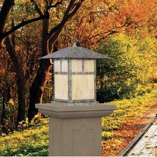 Giles 1-Light Outdoor Hanging Lantern By Alcott Hill Outdoor Lighting