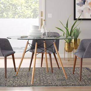 Reynaldo Solid Wood Dining Table
