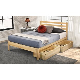 Georgia Storage Platform Bed by Millwood Pines