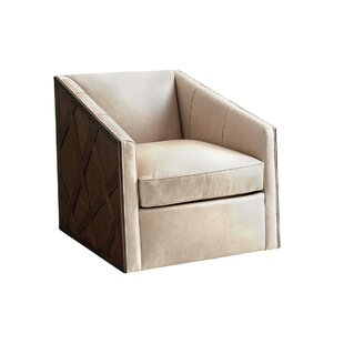 Zavala Swivel Armchair by Lexi..