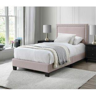 Alcorn Upholstered Platform Bed