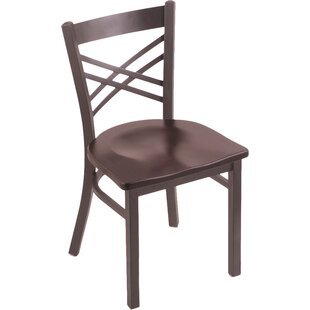 Daniela Solid Wood Dining Chair by Alcott Hill