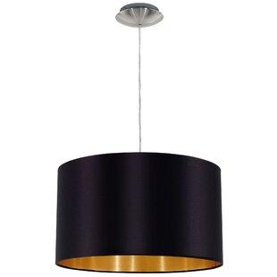 Drum pendant lighting modern contemporary designs allmodern save to idea board aloadofball Choice Image