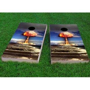 Custom Cornhole Boards Explosi..