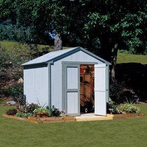 w x 7 ft 9 in d wooden storage - Garden Sheds 7 X 9