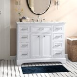 Darry 42 Single Bathroom Vanity Set by Darby Home Co