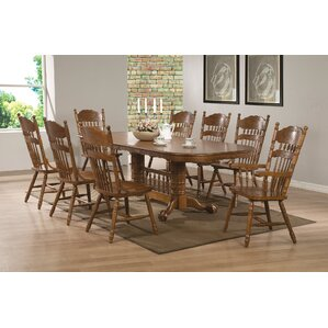 Clayburn Extendable Dining Table by Astor..