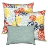 Servidio Ice Seas Indoor / Outdoor Pillow Cover