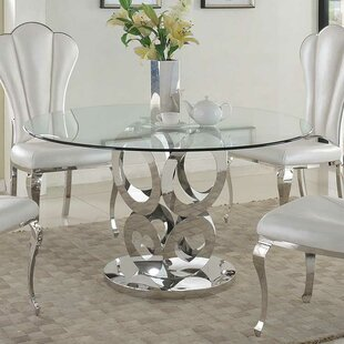 Geir Dining Table by Willa Arlo Interiors