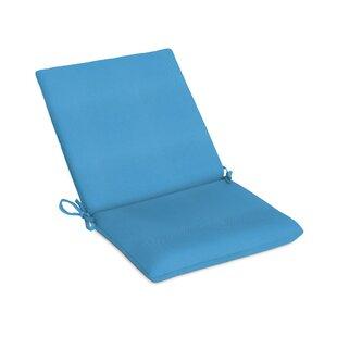 Wildon Home ® Indoor/Outdoor Sunbrella High Back Cushion