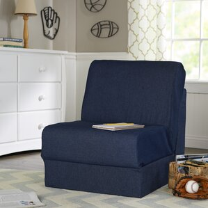 Teen Denim Foam Chair