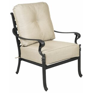 Fleur De Lis Living Colstrope Patio Chair..