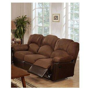 Neuber Simply Reclining Sofa by Red Barrel Studio