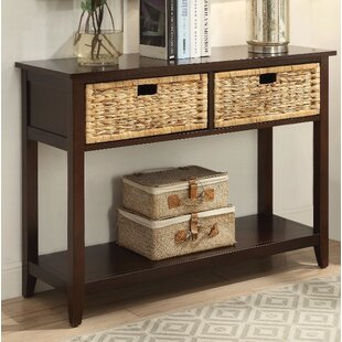 Bouknight 2 Drawer Console Table