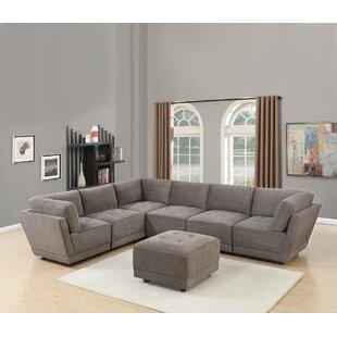 Kleiman 7 Piece Living Room Set by Latitude Run