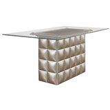 Witte Dining Table by Rosdorf Park