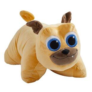 Disney Puppy Dog Throw Pillow
