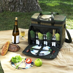 Eco Picnic Backpack