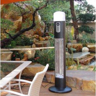Fernando Electric Patio Heater By Belfry Heating