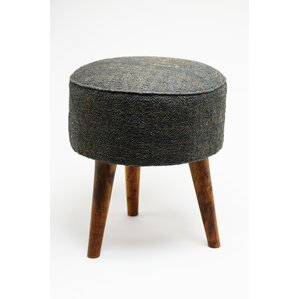 Deandra Round Ottoman by Williston Forge