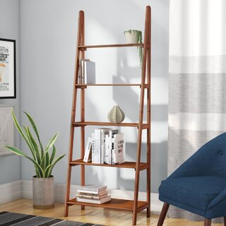 Alesha Ladder Bookcase by Trent Austin Design SKU:CC717677 Reviews