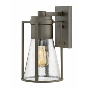 Refinery Outdoor Wall Lantern by Hinkley Lighting
