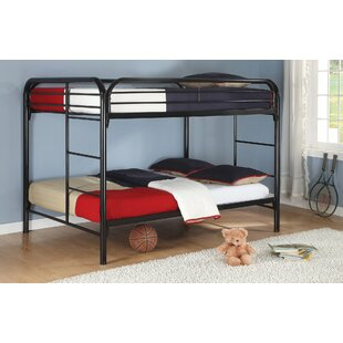 Almeida Metal Full Over Full Bunk Configuration Bed by Harriet Bee Looking for