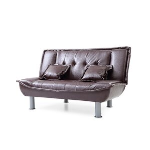 Hollymead Sleeper Convertible Loveseat by Latitude Run