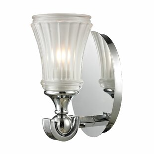 Frison 1-Light Bath Sconce by Winston Porter