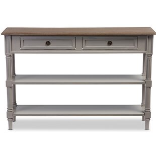 Ophelia & Co. Citronelle Console Table