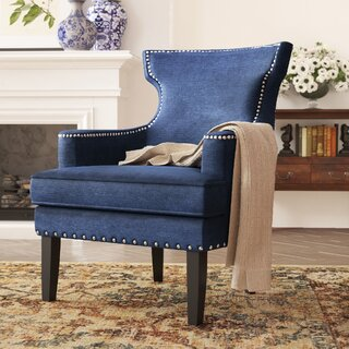Alford Wingback Chair by Winston Porter SKU:DB490050 Description