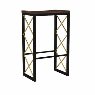 Helma Bar Stool By World Menagerie