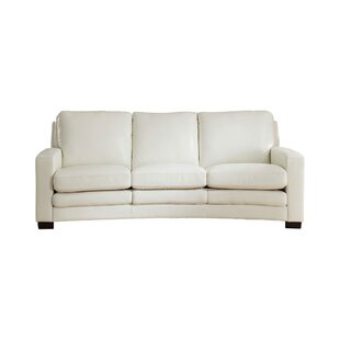 Hadnot Craft Leather Sofa