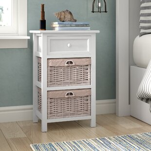 Licata 1 Drawer Nightstand