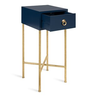 Tammy End Table with Drawer by Willa Arlo Interiors