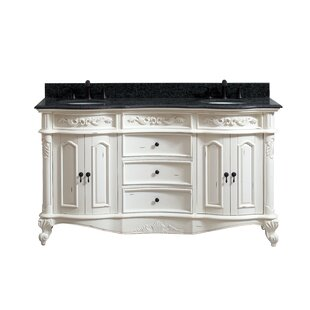 Dinger 61 Double Bathroom Vanity Set by Darby Home Co