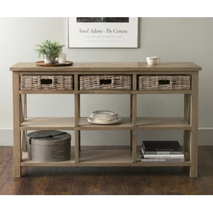Beachcrest Home Cleveland Console Table