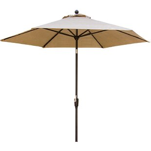 Annia 11' Market Umbrella by Bayou Breeze