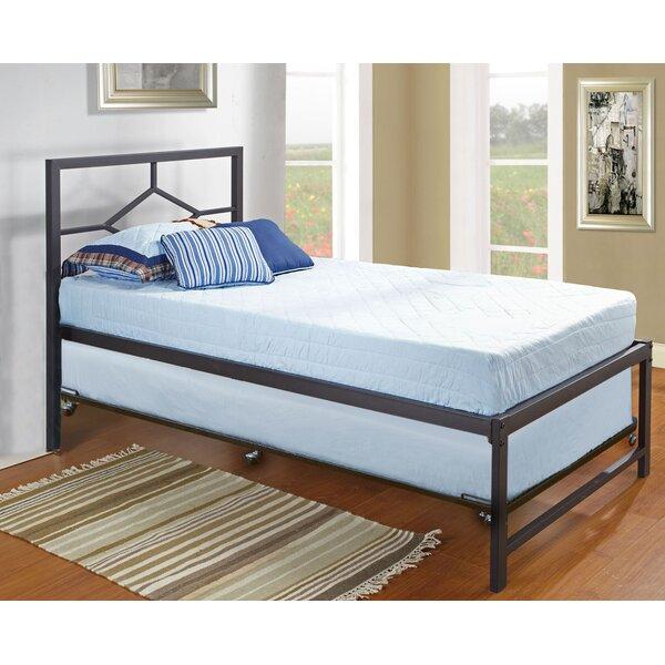 Viv Rae Holbrook Twin Platform Bed With Pop Up Trundle Reviews