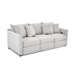 Inexpensive Georgia Reclining Sofa by Wayfair Custom Upholstery™ Reviews (2019) & Buyer's Guide