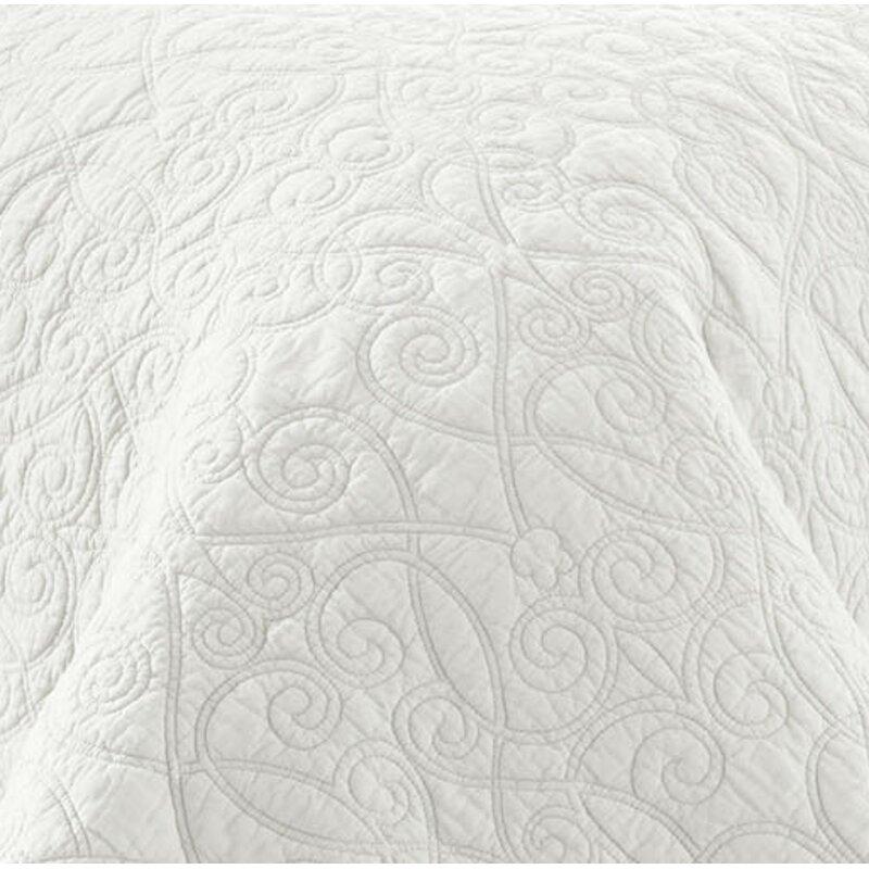 Laura ashley home felicity 100 cotton reversible quilt set by laura felicity 100 cotton reversible quilt set by laura ashley home gumiabroncs Image collections