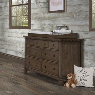 Buy clear Conyers 7 Drawer Double Dresser by Three Posts Reviews (2019) & Buyer's Guide