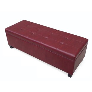 Lockbourne Storage Ottoman by Three Posts
